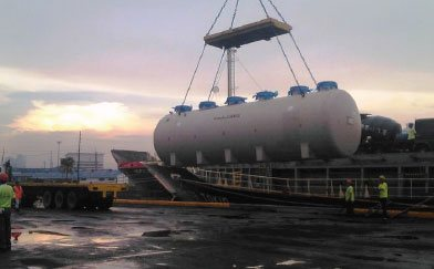 DHX Project Cargo: Break Bulk